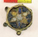 Late Anglo-Saxon Brooch